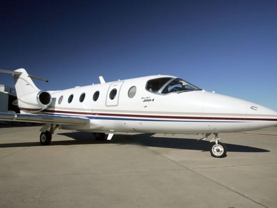 Beechcraft Beechjet B400