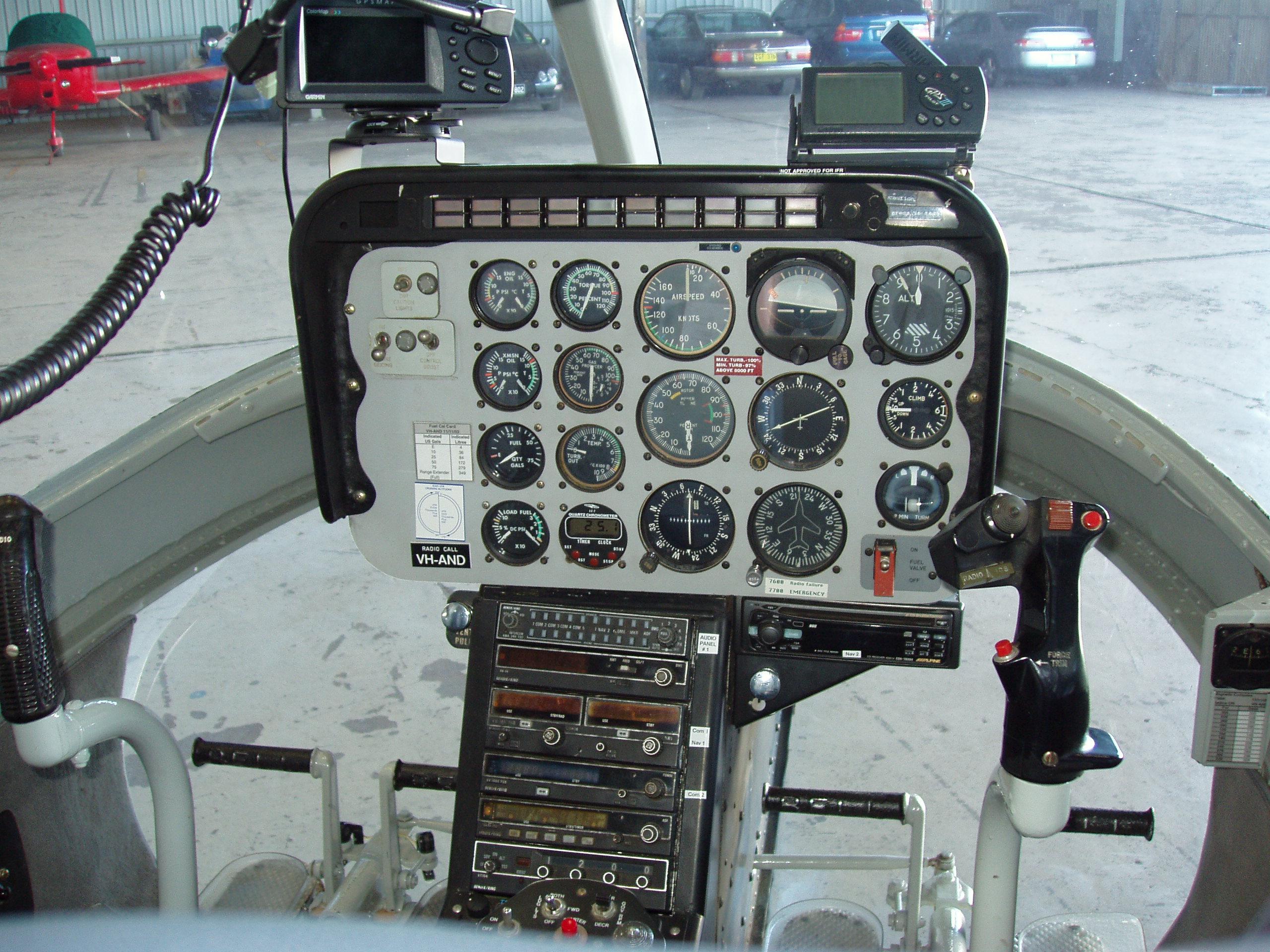 JetRanger Bell 206