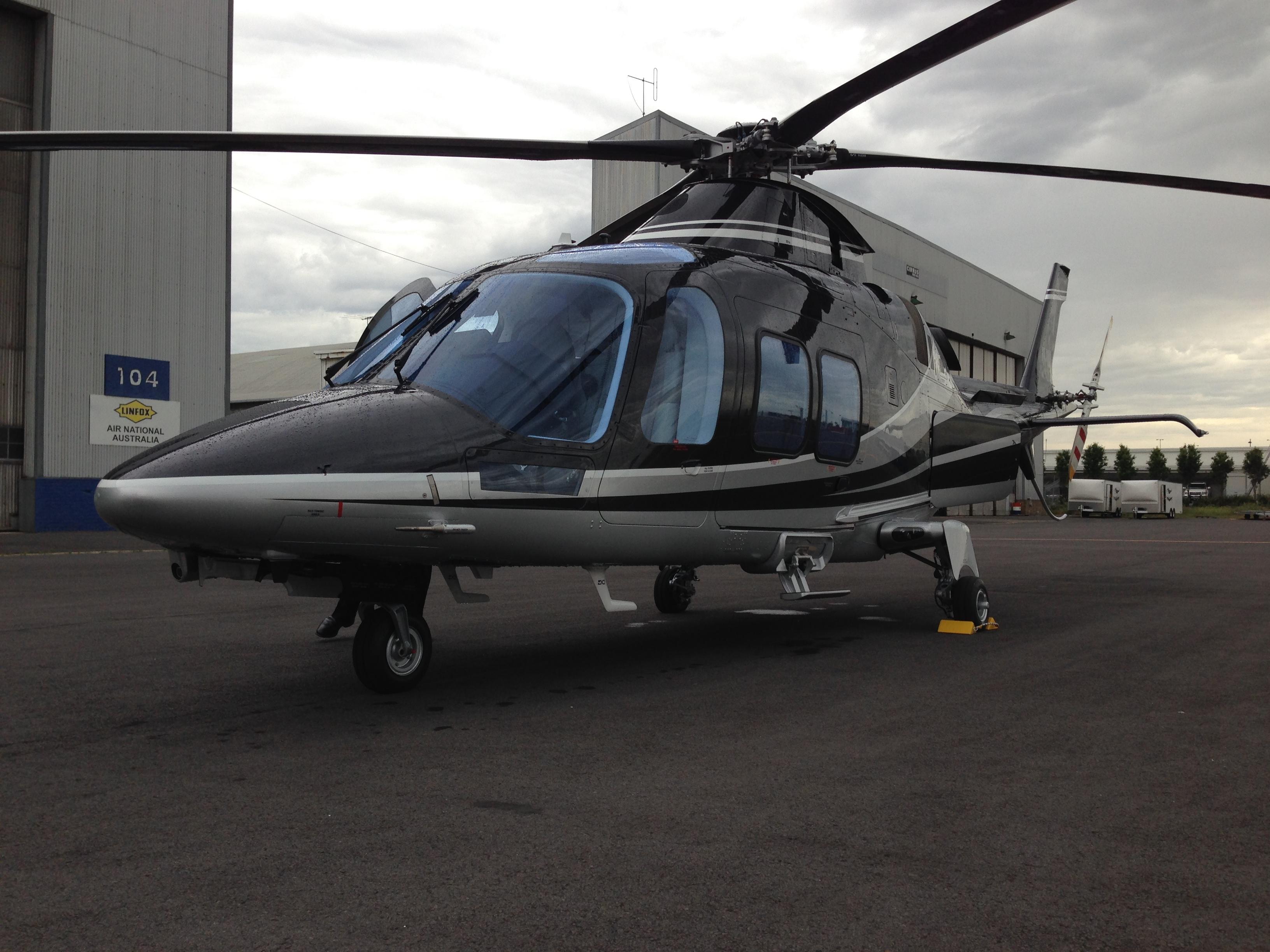 Agusta A109E