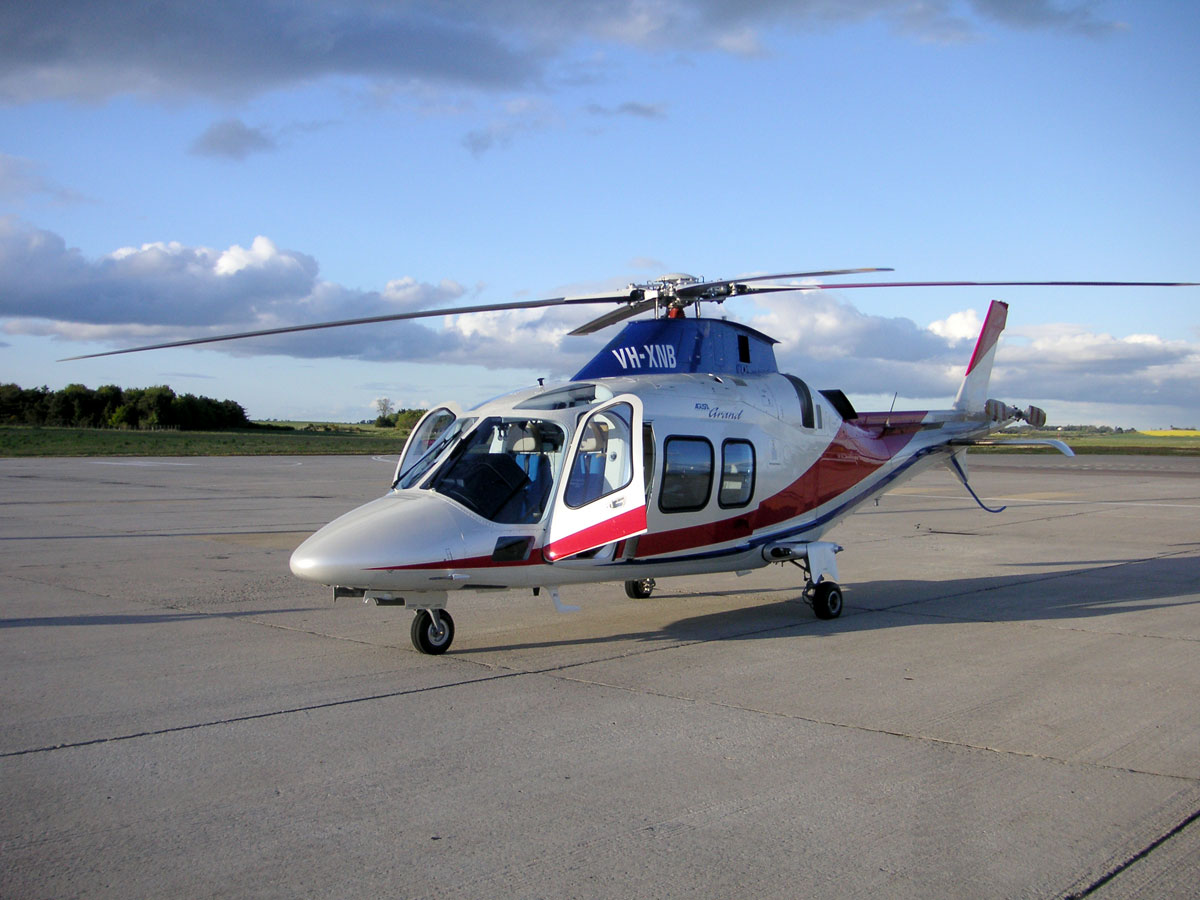 Augusta Grand Helicopter