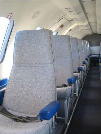 Fairchild Metroliner 23