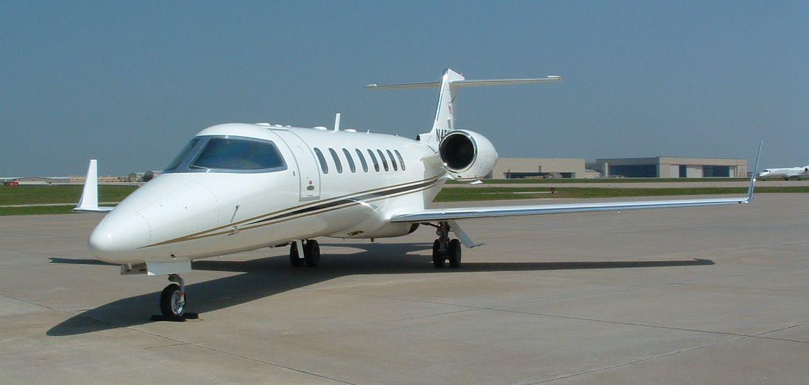 Learjet LR45