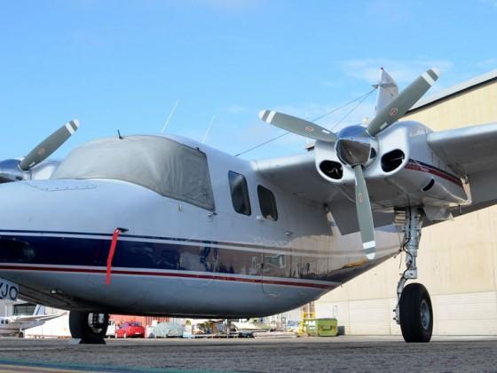 Aero Commander 500 – Shrike