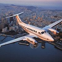 Charter a Turbo0prop Aircraft