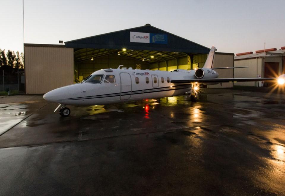 Westwind II – Air Ambulance