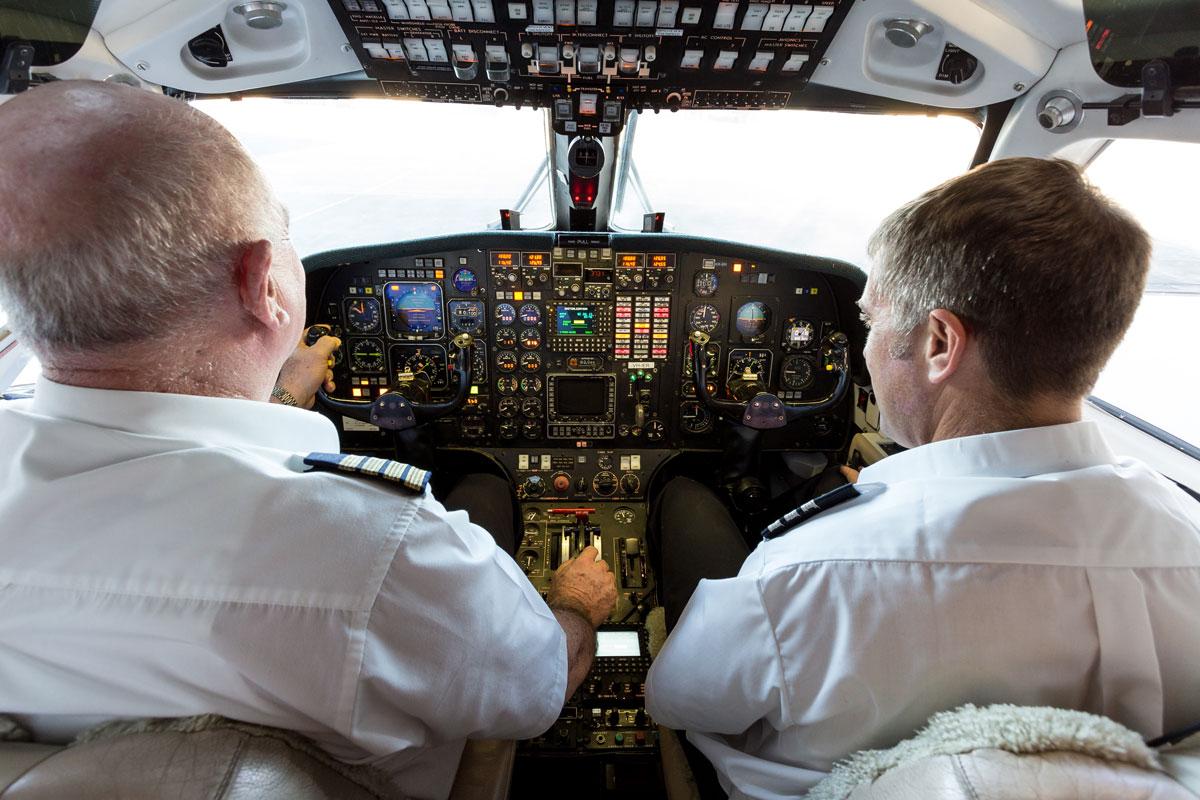 Westwind II - Air Ambulance
