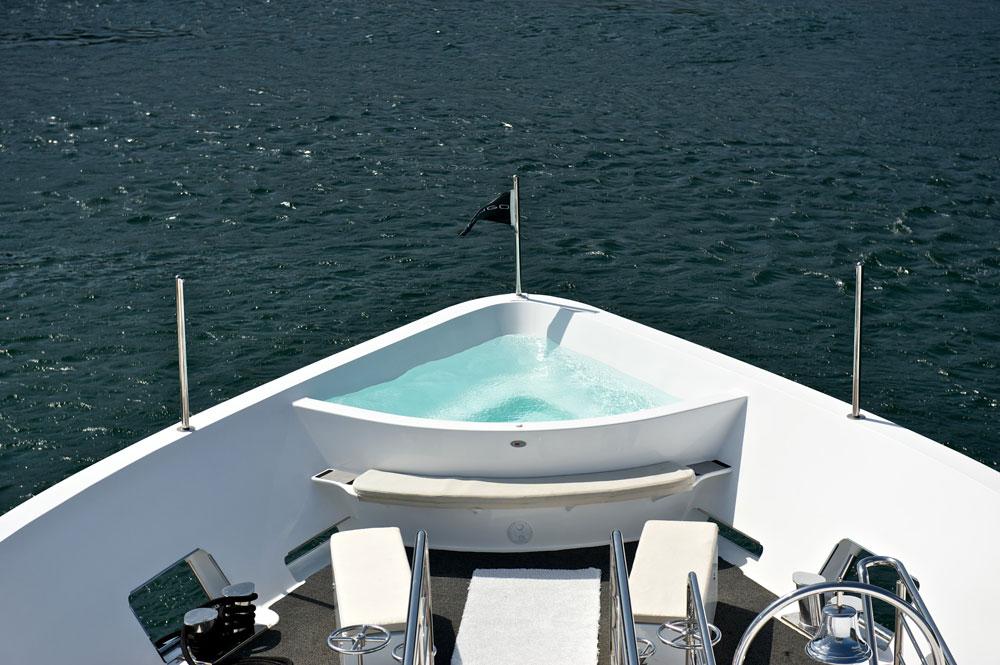 Charter a Luxury Yacht